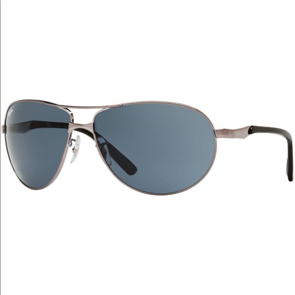 RAY-BAN RB3393 004/87 Sunglasses Frame Aviator
